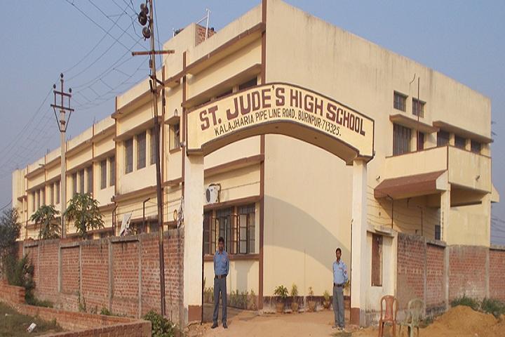 St Judes High School-Campus