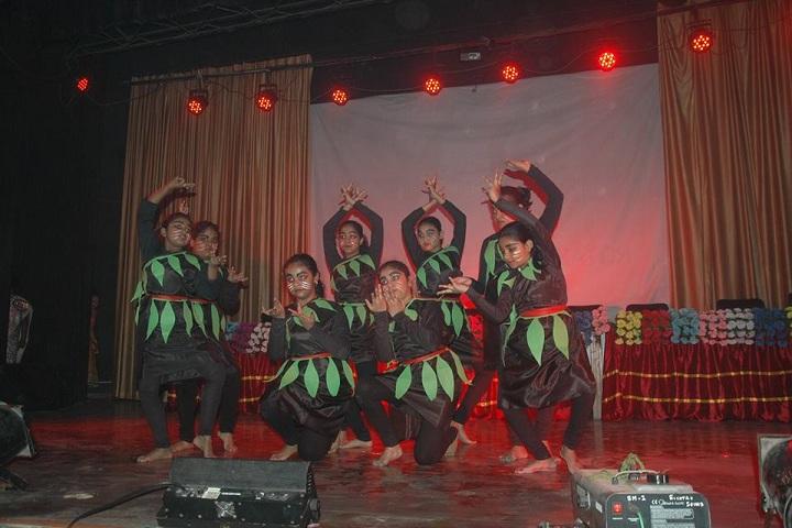 Sudhir Memorial Institute-Dance