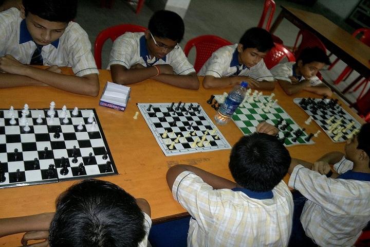 Sudhir Memorial Institute-Indoor Games