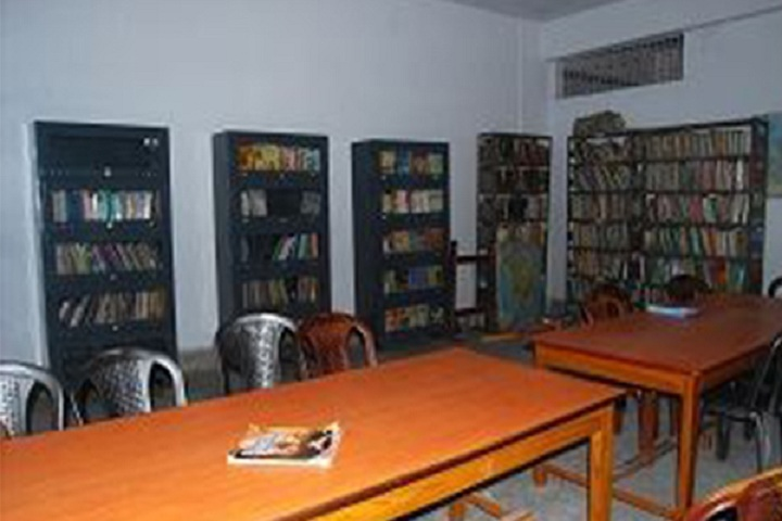 Sudhir Memorial Institute-Library