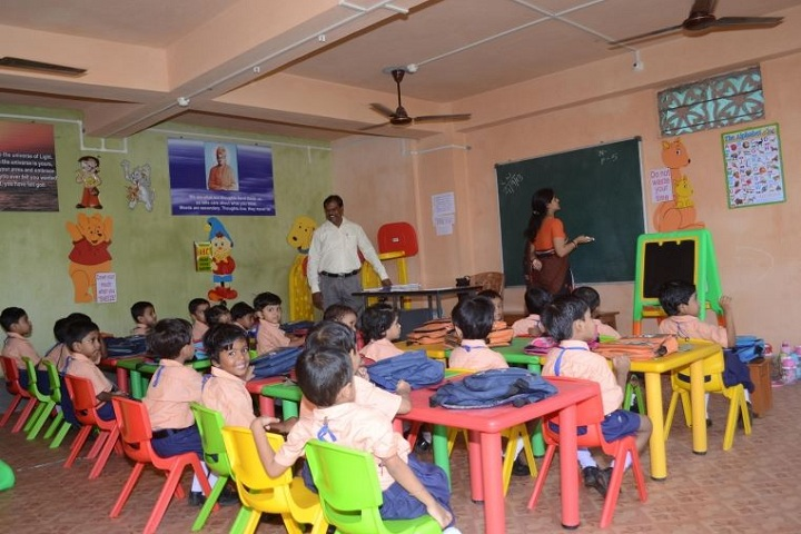 Swami Vivekananda Academy For Educational Excellence-Students
