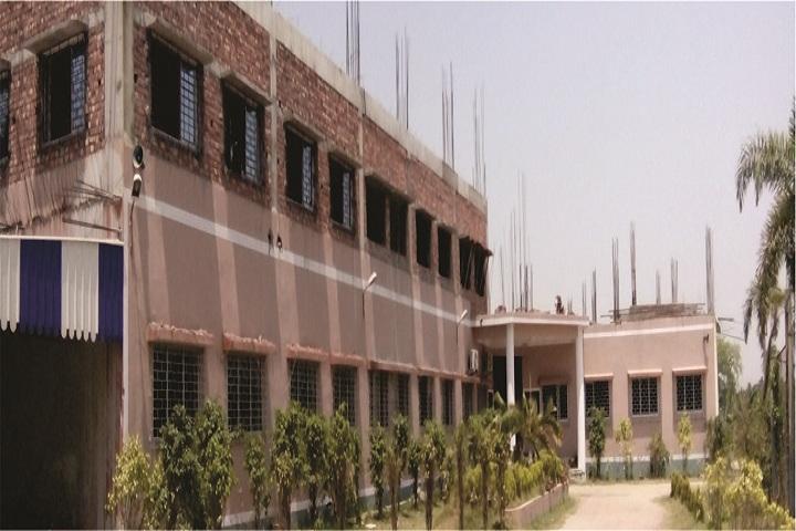 Swami Vivekananda Vidyamandir-Campus View