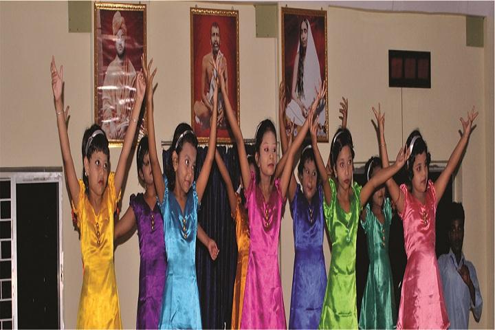 Swami Vivekananda Vidyamandir-Dance