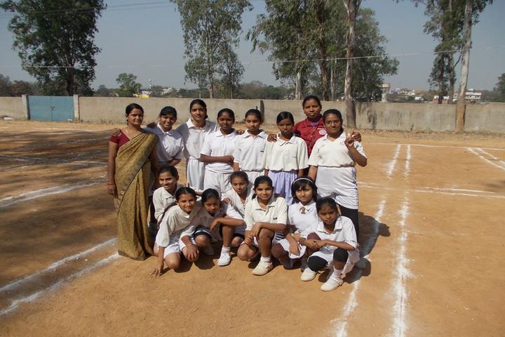 Career Public School-Girls Sports Team