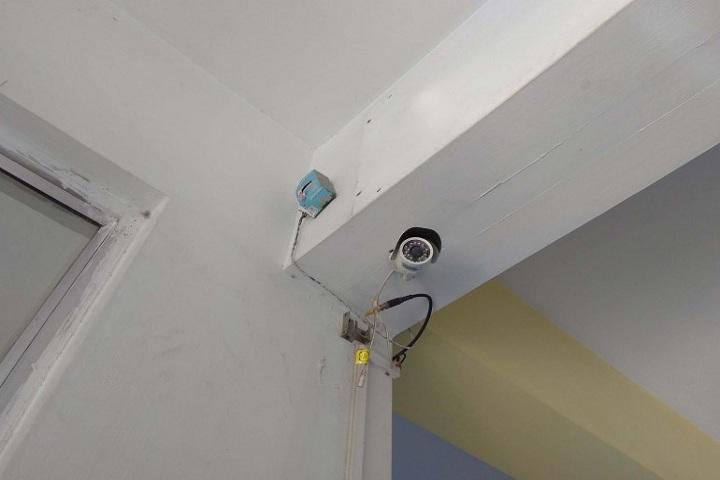 Techno India Group Public School-CCTV