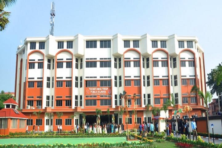 Techno India Group Public School-Campus