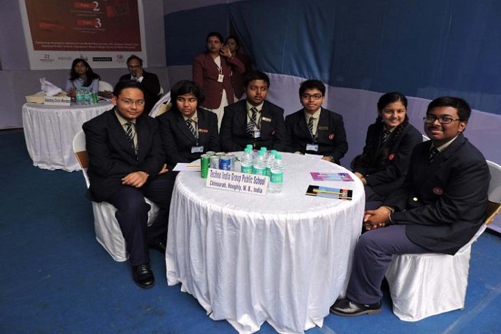 Techno India Group Public School-Debate