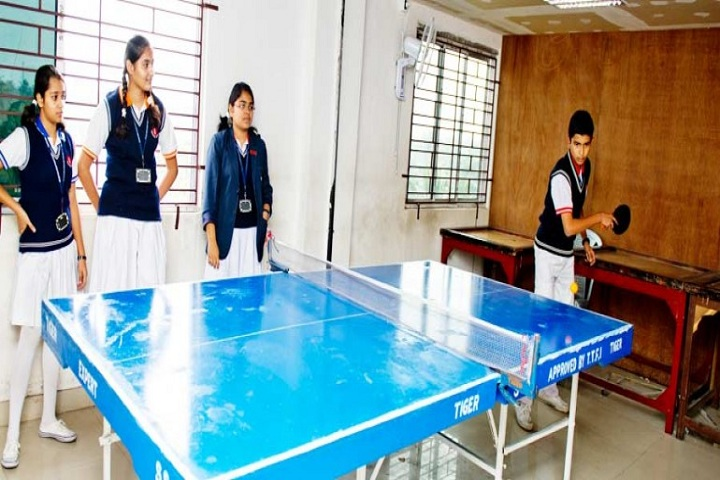 Techno India Group Public School-Games