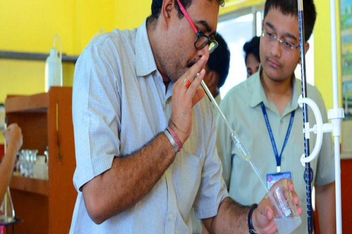 Techno India Group Public School-Science Lab