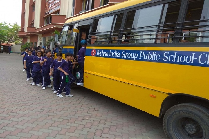Techno India Group Public School-Transport