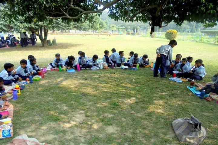 Techno India Group Public School-Activity