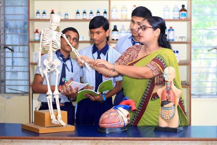 Techno India Group Public School-Biology Lab