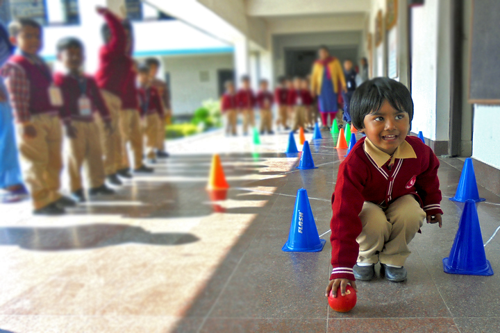 Techno India Group Public School-Classroom Activity