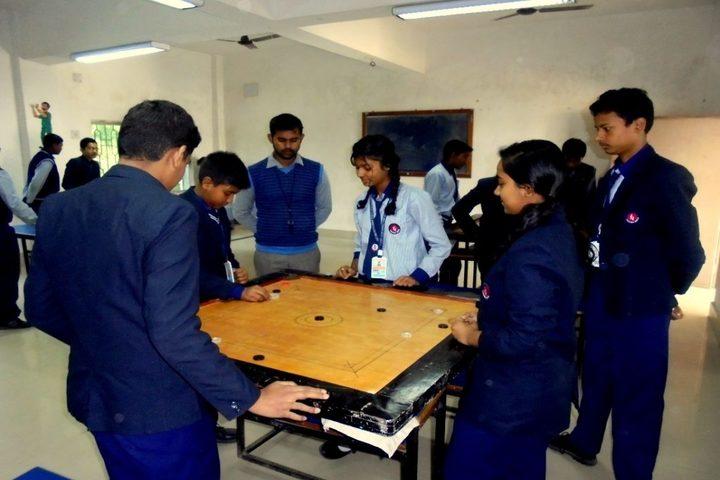 Techno India Group Public School-Indoor Games