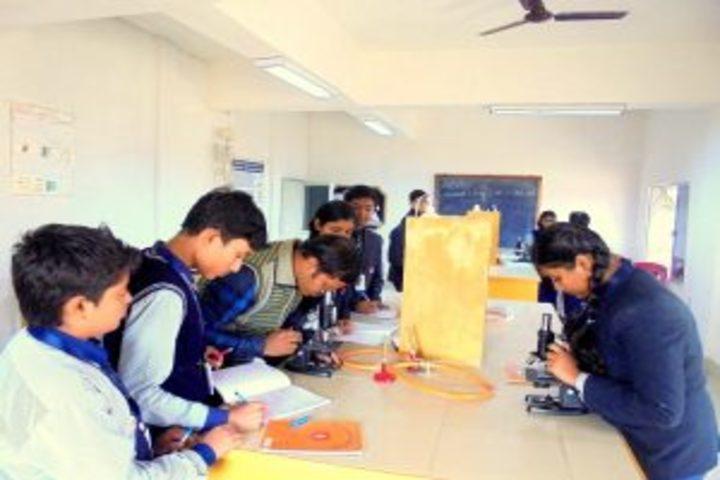 Techno India Group Public School-Lab