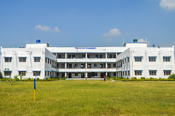 Techno India Group Public School-School Building