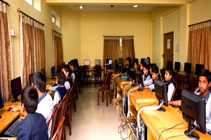Techno India Group Public School-Computer Lab