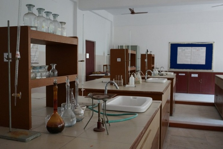 Techno India Group Public School-Science Lab
