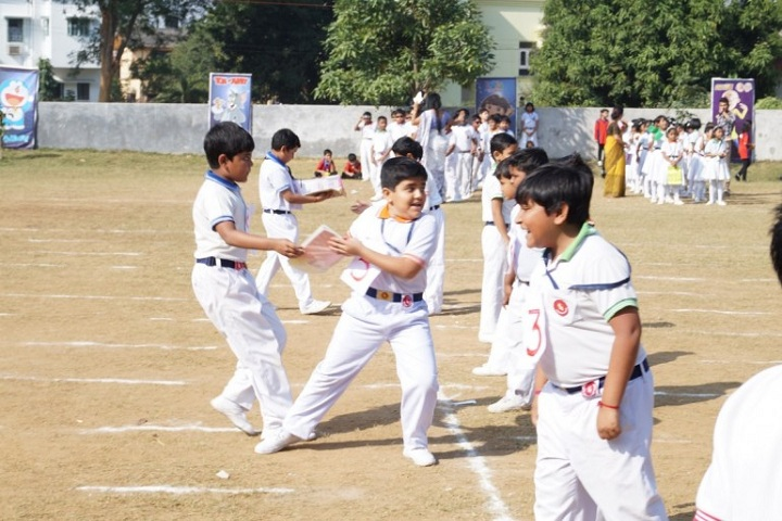 Techno India Group Public School-Sports