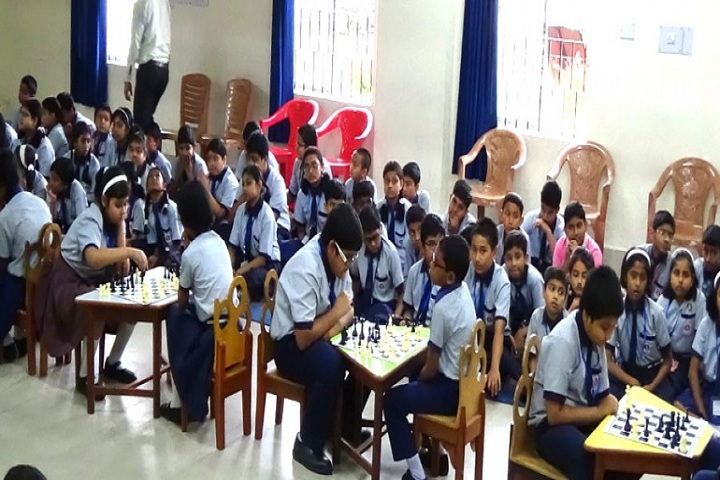 Techno India Group Public School-Indoor Games