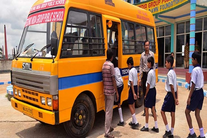Techno India Group Public School-Transport