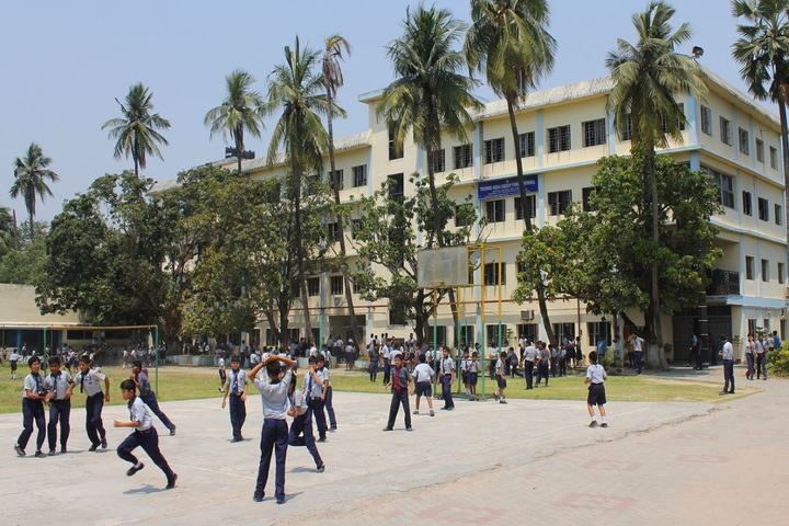 Techno India Group Public School-Campus View