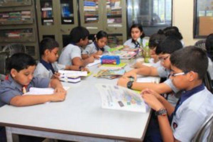 Techno India Group Public School-Library