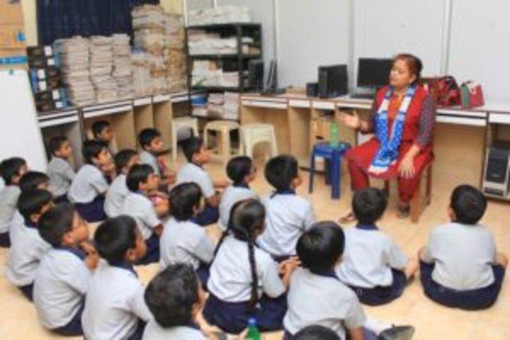 Techno India Group Public School-Smart Class