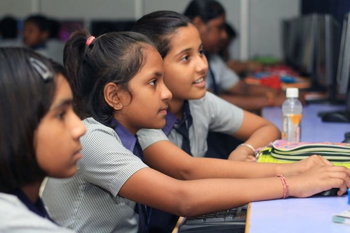 Techno India Group Public School-Students