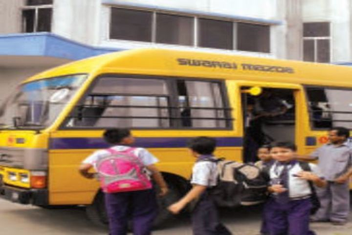 Techno India Group Public School-Transportation