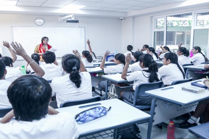 The Newtown School-Classroom