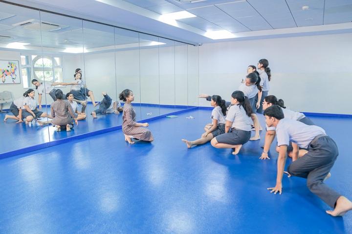 The Newtown School-Dance Room