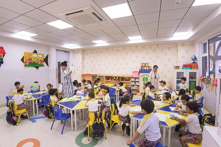 The Newtown School-Primary Classroom