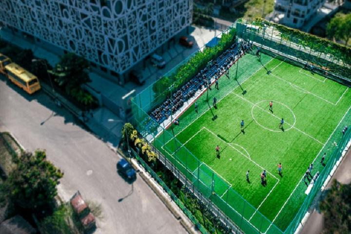 The Newtown School-Sports