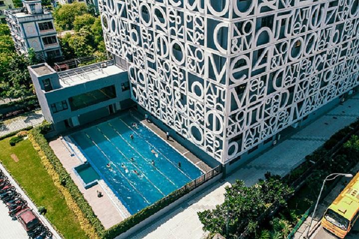 The Newtown School-Swimming Pool