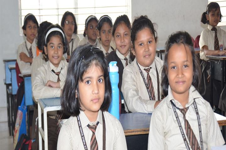 U P Public School-Classroom