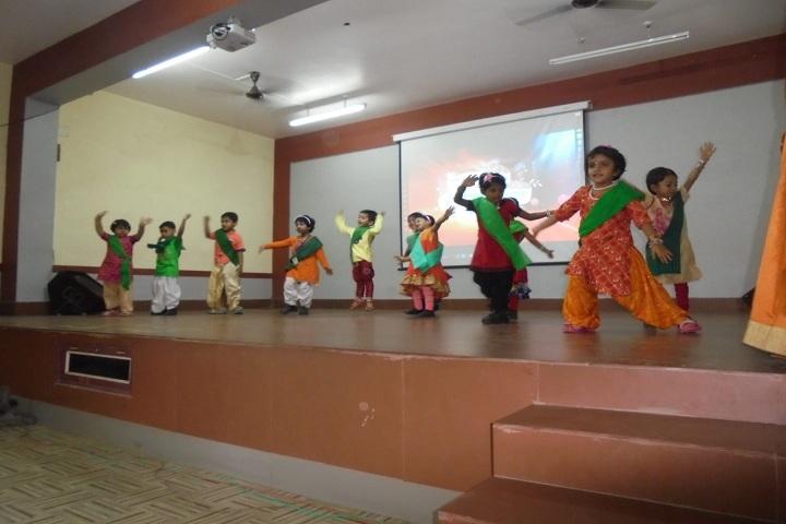 U P Public School-Dance