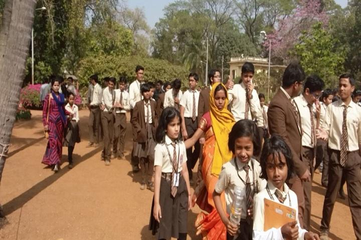 U P Public School-Educational Tour
