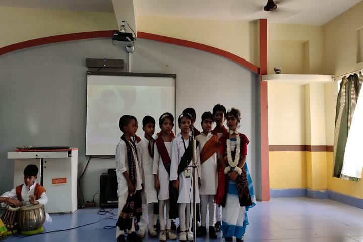 U P Public School-Singing