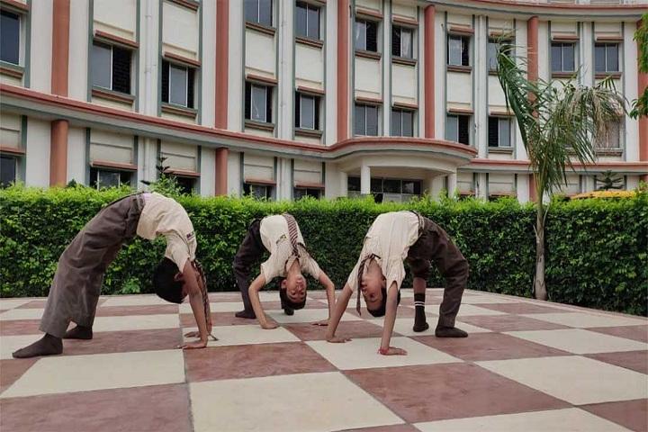 U P Public School-Yoga