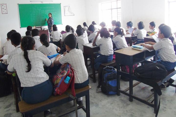 Upasana Academy-Classroom