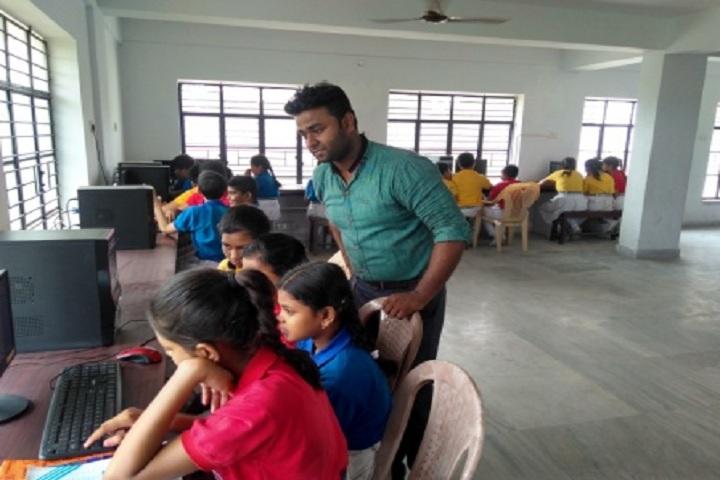 Upasana Academy-Computer Lab