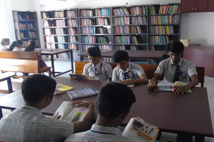 Upasana Academy-Library