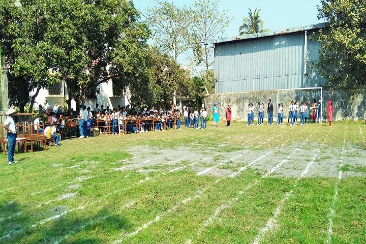 Upasana Academy-Play Ground