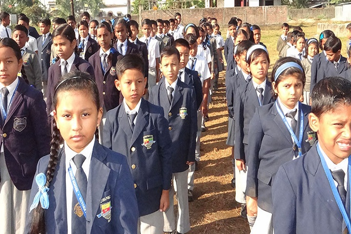 Victoria Public School-Assembly