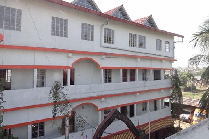 Victoria Public School-School Building