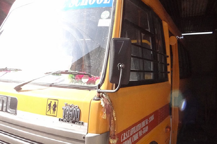 Victoria Public School-Transport
