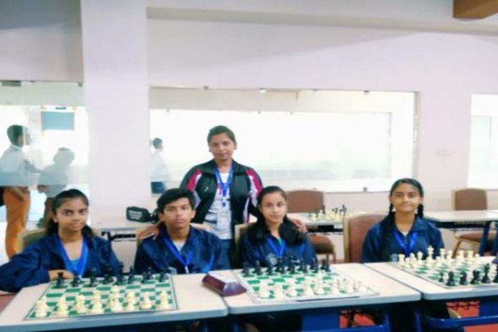 Carmel School-Chess Game