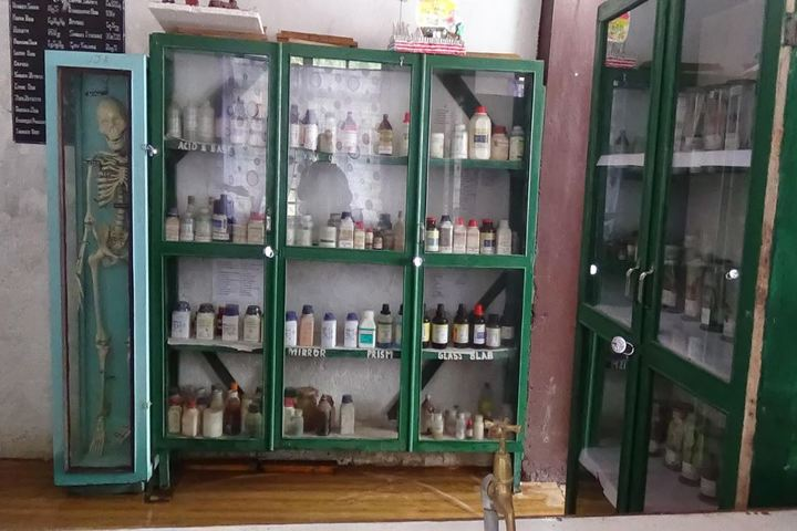 Vidya Jyoti Academy-Biology Lab