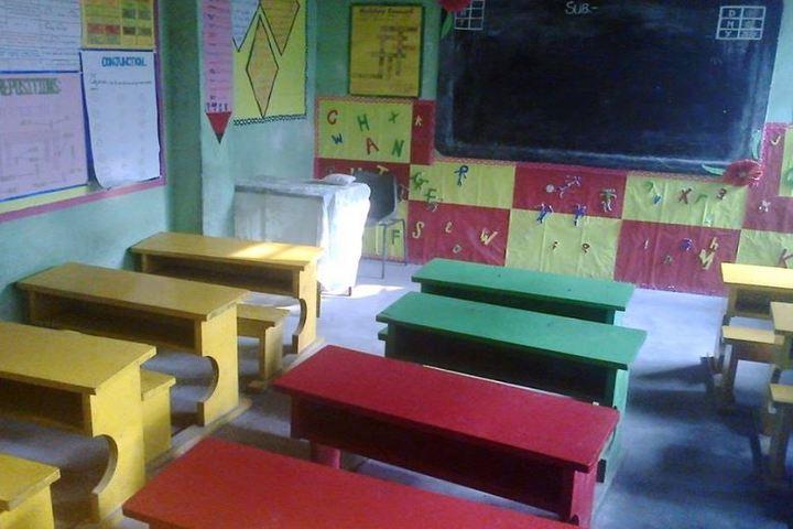 Vidya Jyoti Academy-Classroom